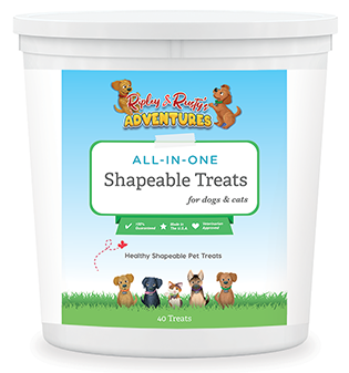 Shapeable (Pill Delivery) Treats