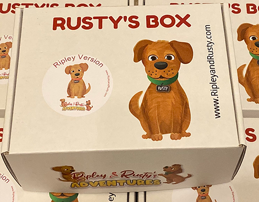 Rusty's Box 50% off